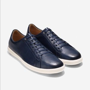 Cole Haan || Grand Crosscourt Sneaker Shoe Navy 11